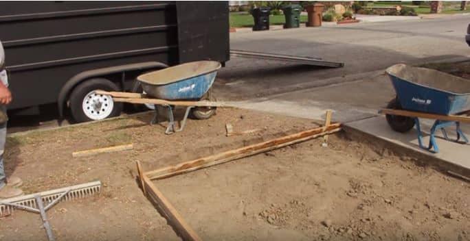 Concrete Services - Concrete Driveway Mesa